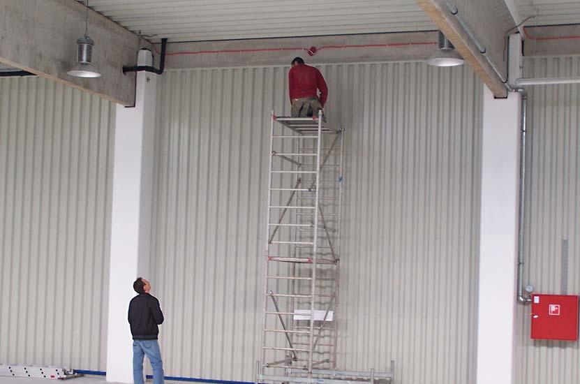 Salgótarján Ipari LED Világítás (2)