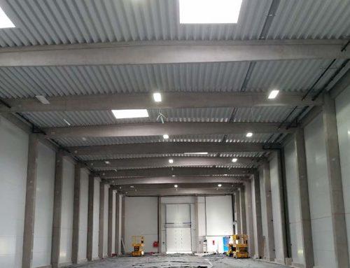 Salgótarján Ipari LED Világítás (1)