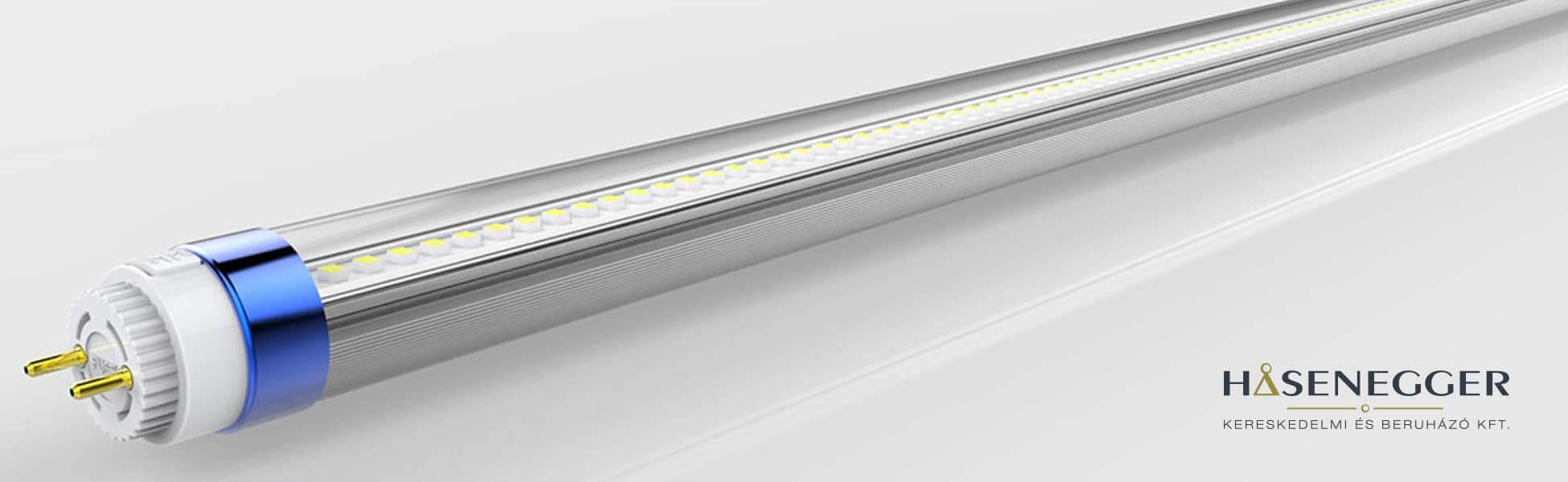 LED Fénycsövek garanciával