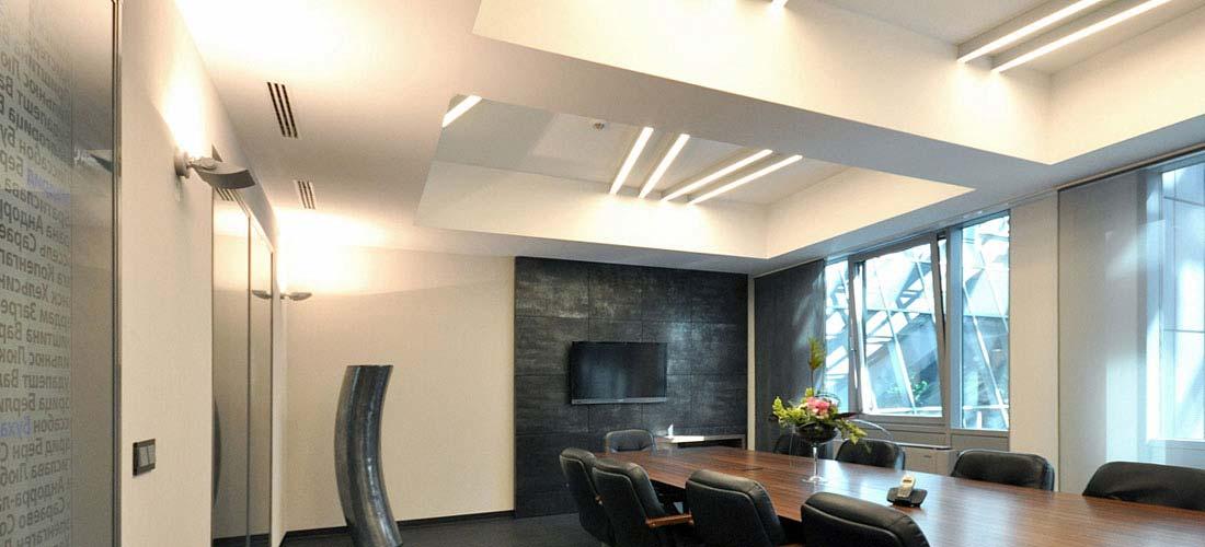 LED Fénycsövek irodába és munkahelyre, tárgyalóba