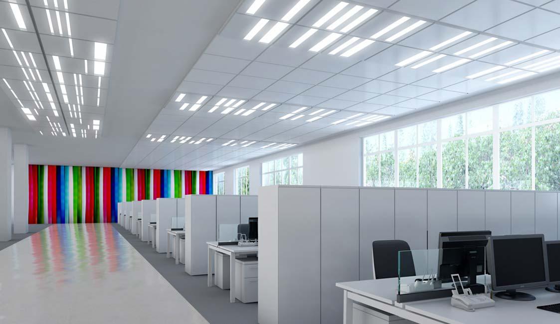 LED Panel felhasználása