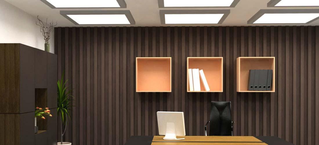 Kiváló minőségű LED Panelek irodába, lakásba, rendelőkbe