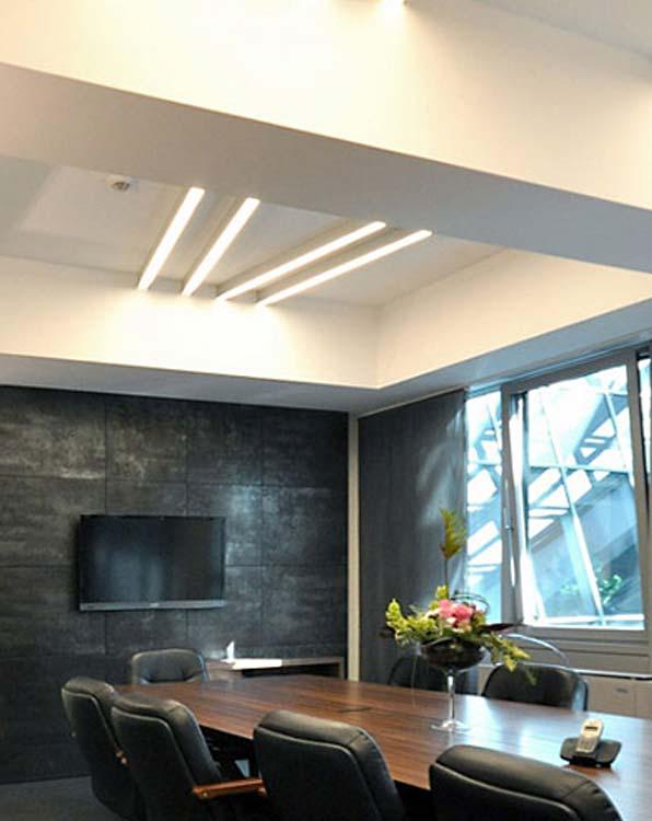 LED Fénycsövek világítása